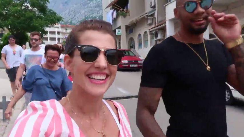 Mit der ganzen Familie: Sarah & Domi im Kroatien-Urlaub!