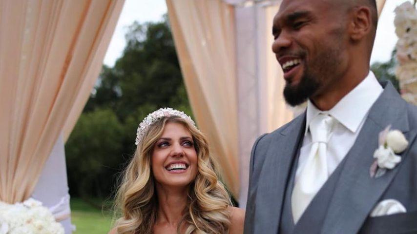 Zweites Jawort: Sarah & Domi geben süße Hochzeitseinblicke