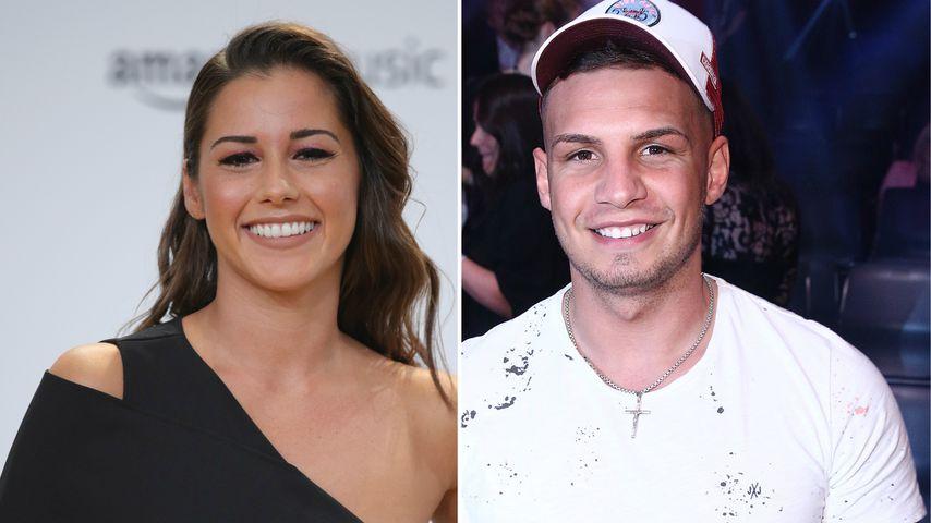 Selbst aus den USA: Sarah & Pietro facetimen für Alessio!