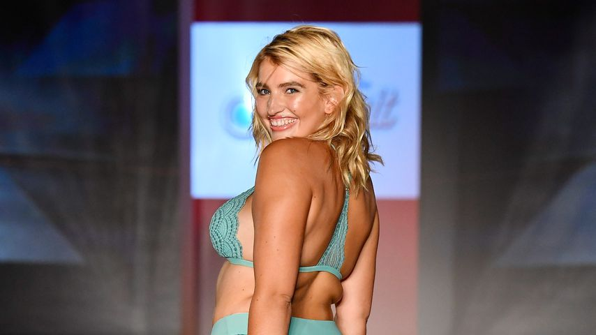 "Sarina Nowak bei der ""Sports Illustrated""-Swimsuit-Show in Miami Beach"
