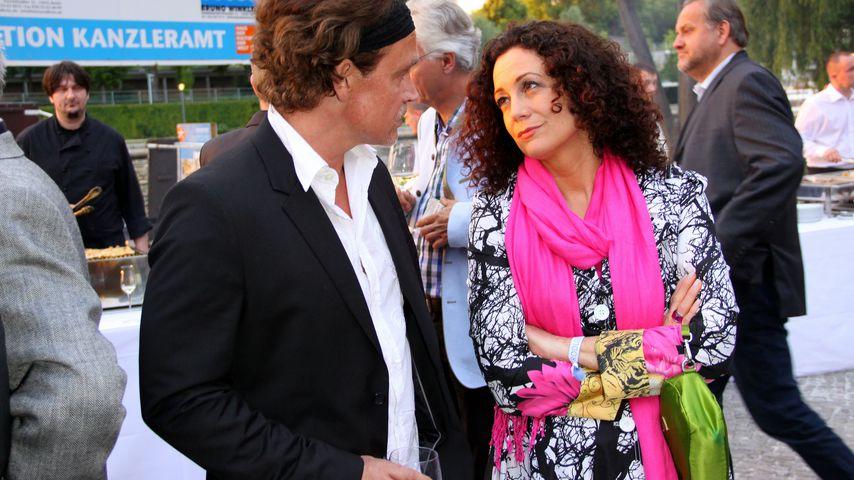 Sascha und Barbara Wussow