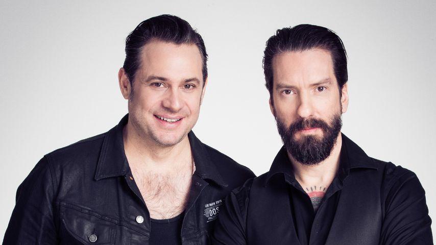 """""""Sing meinen Song""""-Teilnehmer Sascha Vollmer und Alec Völkel"""