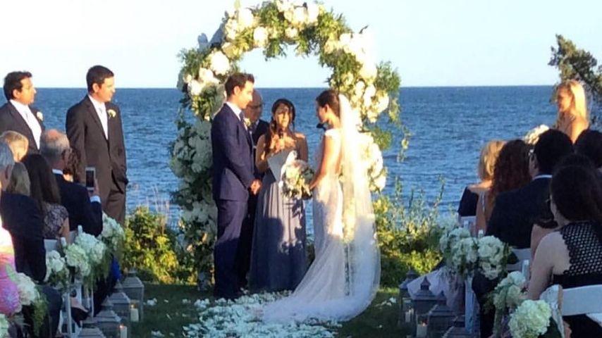 Braut-Alarm: Hochzeit bei Olympia-Eisläuferin Sasha Cohen