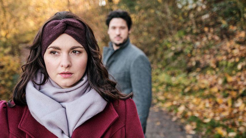 """Saskia (Antonia Michalsky) und Jakob (Alexander Milo) bei """"Unter uns"""""""