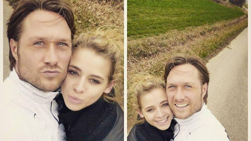 Ausflug ins Grüne: Nico Schwanz & Saskia genießen ihre Liebe