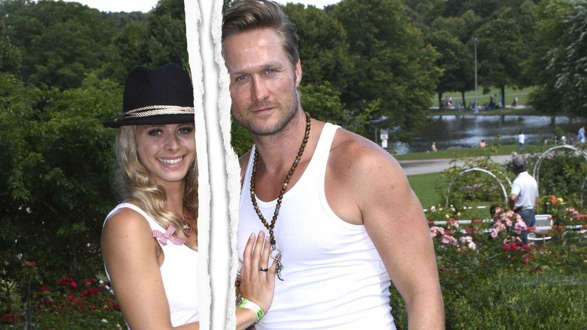 Saskia Atzerodt & Nico Schwanz beim 4. Sommerfest im Wirtshaus am Rosengarten