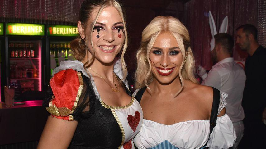 Auch ohne Halloween: Diese Make-up-Trends gruseln Promis!