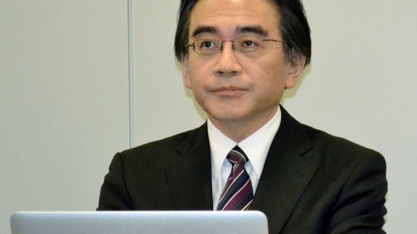 Plötzlicher Tod: Nintendo-Präsident (✝55) gestorben