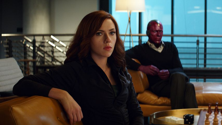 """Scarlett Johansson als Black Widow in """"Captain America: Civil War"""""""