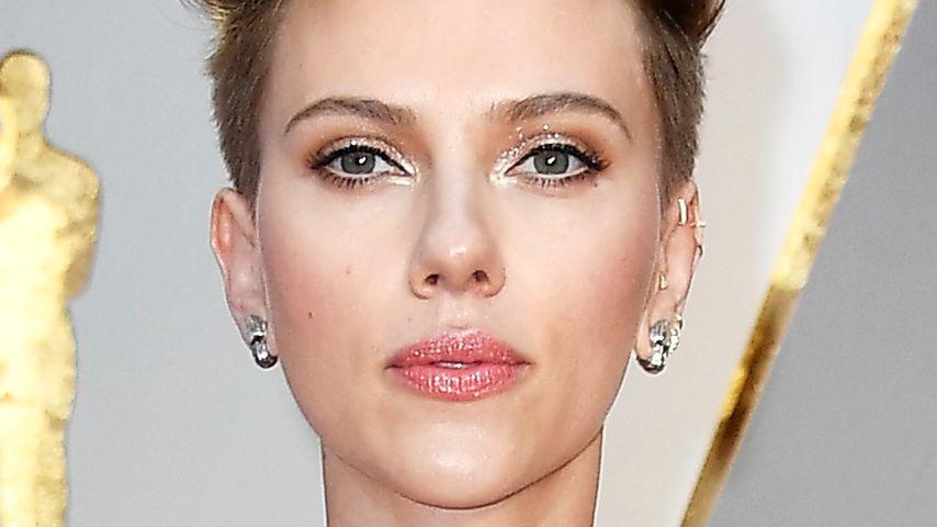 Wegen Tochter Rose: Scarlett Johansson schweigt über Ehe-Aus