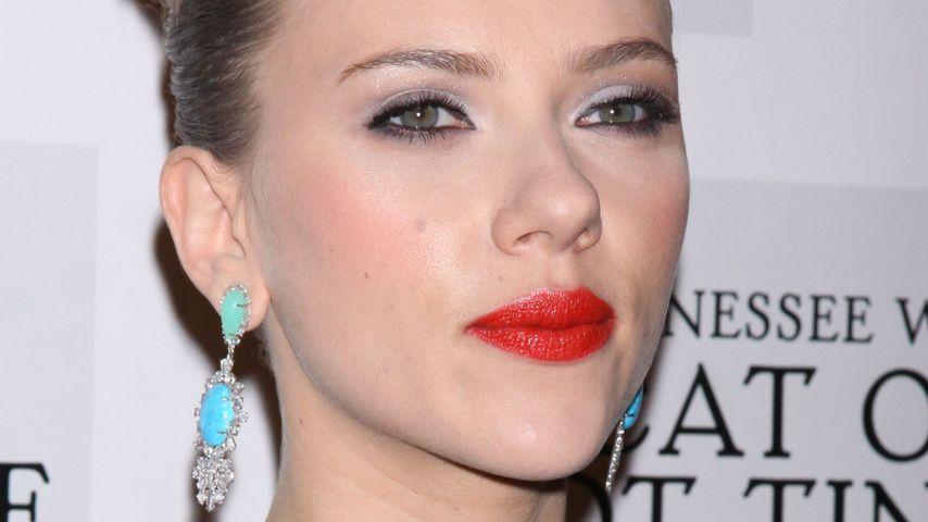 Scarlett Johansson steht auf eine saure Abreibung