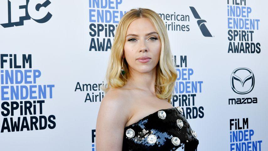 Wird Scarlett Johansson nie wieder Black Widow spielen?
