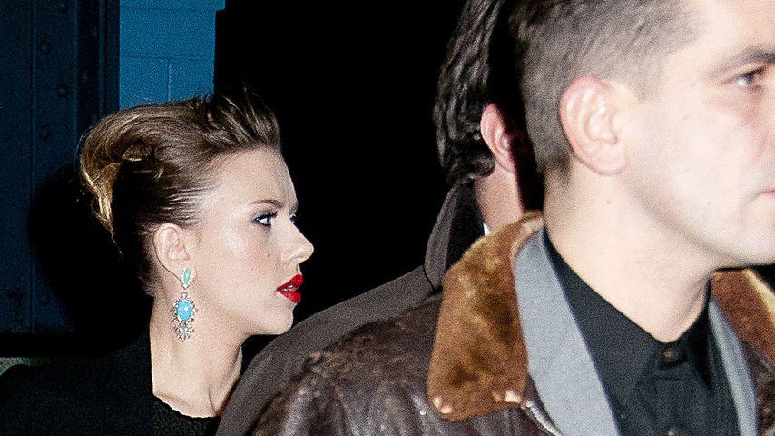 """Scarlett Johansson """"ist definitiv nicht verlobt!"""""""