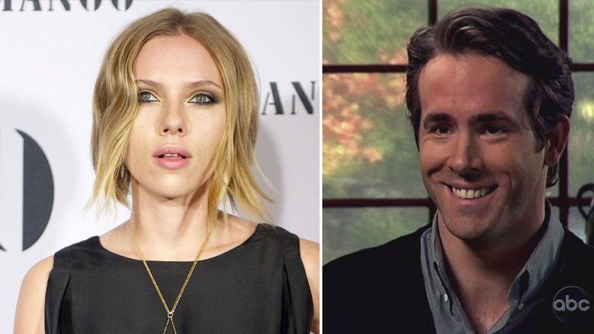 Reunion bei Ryan Reynolds und Scarlett Johansson?