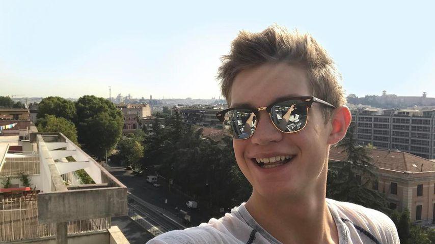 Sprachen, Instrumente & Co.: CdrB-Damian ist hochbegabt!
