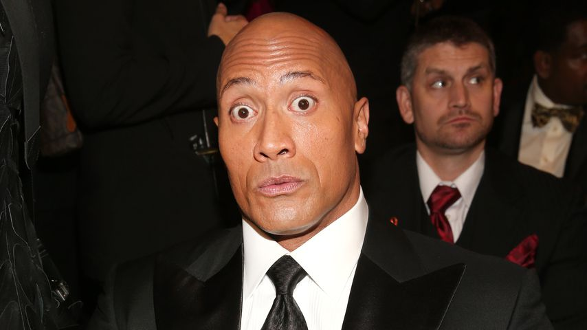 "Schauspieler Dwayne ""The Rock"" Johnson"