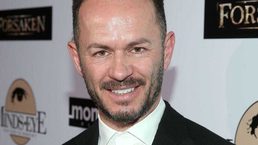 Schauspieler Greg Ellis im Februar 2016