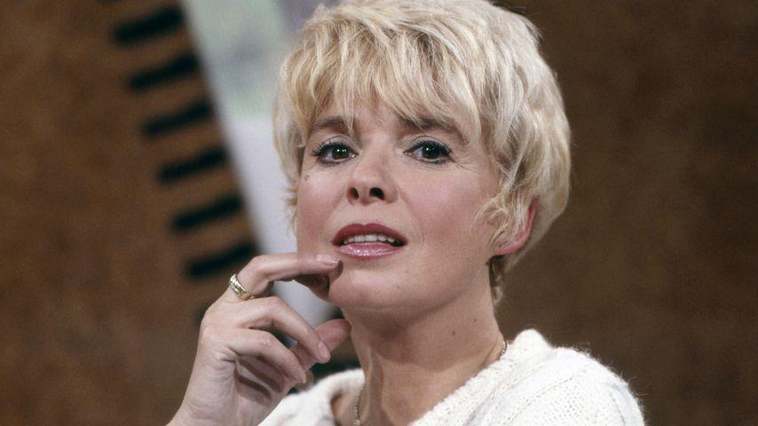 Schauspielerin Ingrid Steeger in den 1990er Jahren