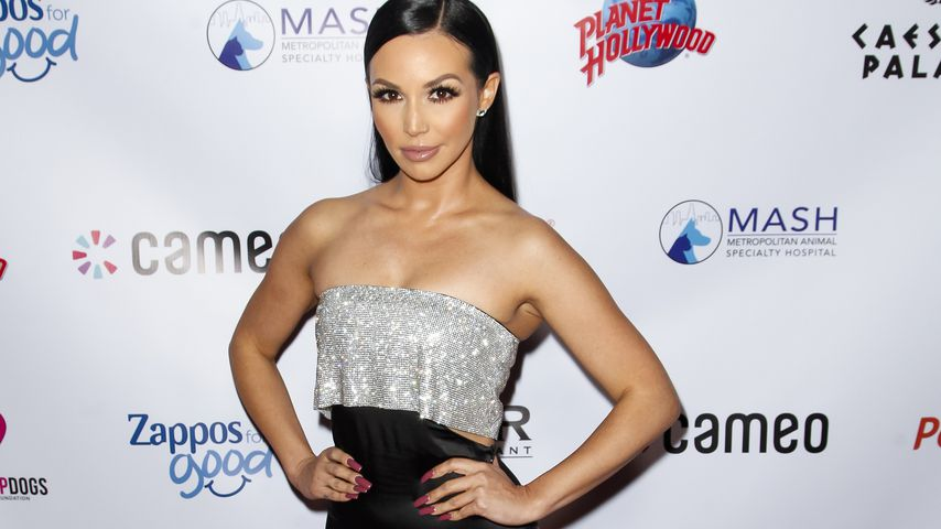 Scheana Shay auf einer Gala in Hollywood im November 2019