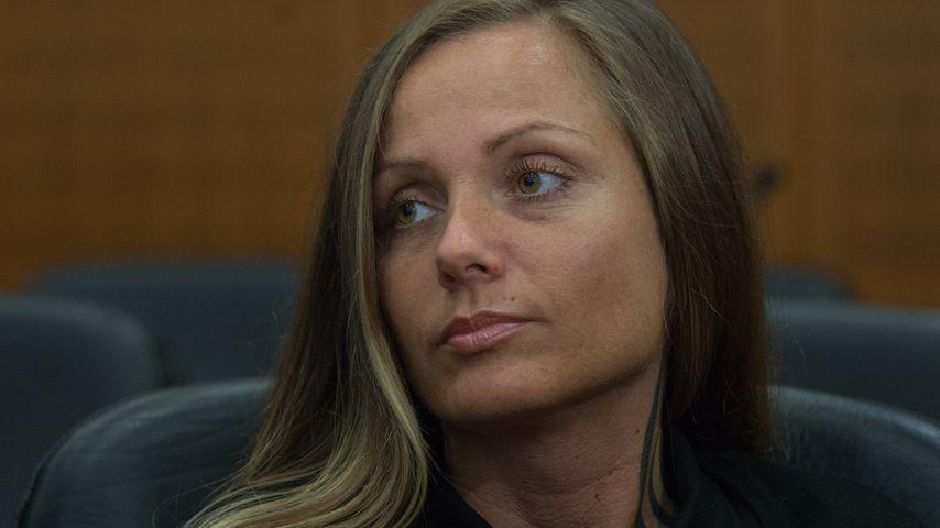 Schwesta Ewa bei ihrem Prozess vor dem Landgericht Frankfurt