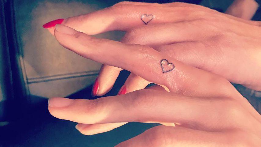 Sabia Boulahrouz' neues Tattoo: Liebeserklärung an eine Frau