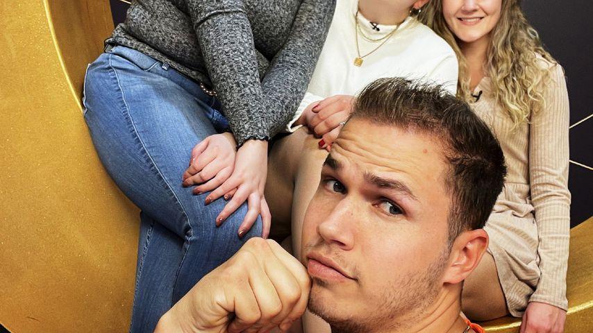 """""""Schwiegertochter gesucht""""-Nic mit Josi, Laura und Merle"""