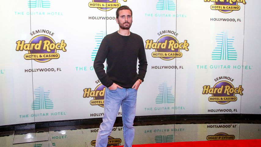 Scott Disick im Oktober 2019 in Florida