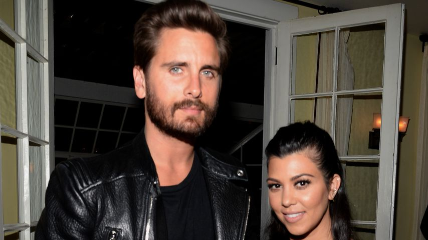 Scott Disick und Kourtney Kardashian in Los Angeles