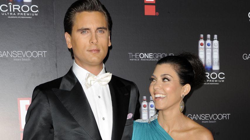 Scott Disick und Kourtney Kardashian 2010