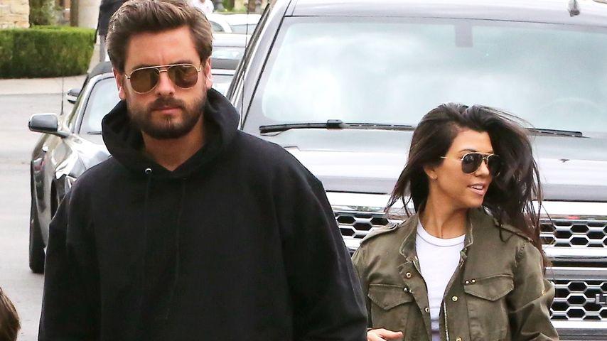 Reunion? Kourtney Kardashian & Scott Disick wohnen zusammen