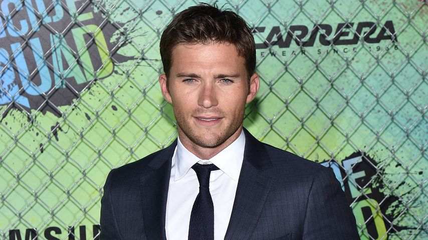"Scott Eastwood bei der Premiere von ""Suicide Squad"" in New York"