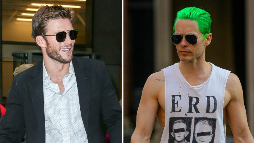 Darum hatte Scott Eastwood Angst vor Jared Leto