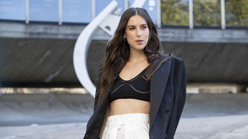 Scout Willis auf der Paris Fashion Week 2021