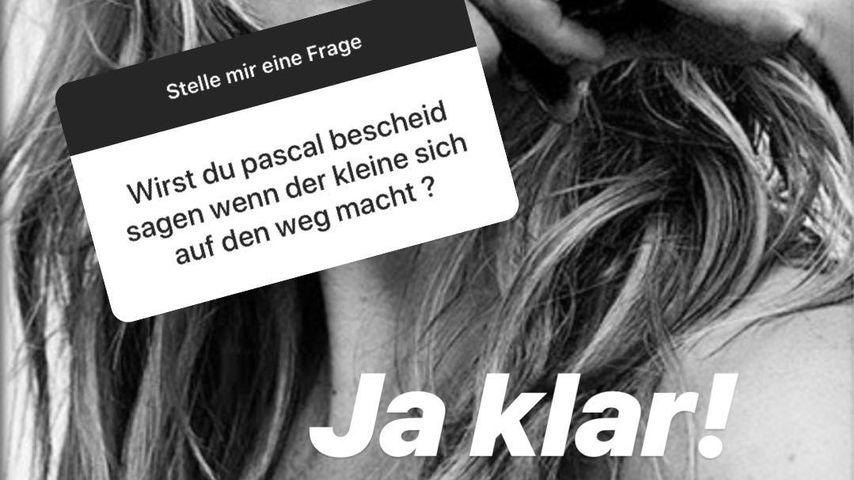 Screenshot aus Denise Kappès' Instagram-Story