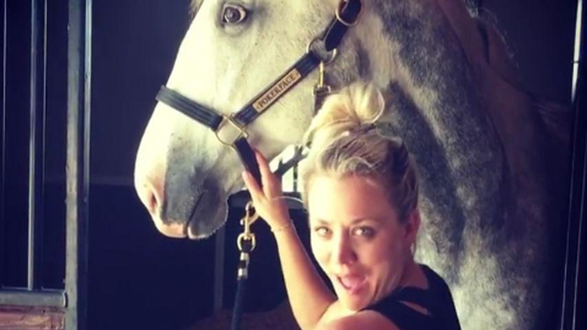 TBBT-Kaley Cuoco: Wird sie nun zum Lady Gaga-Double?