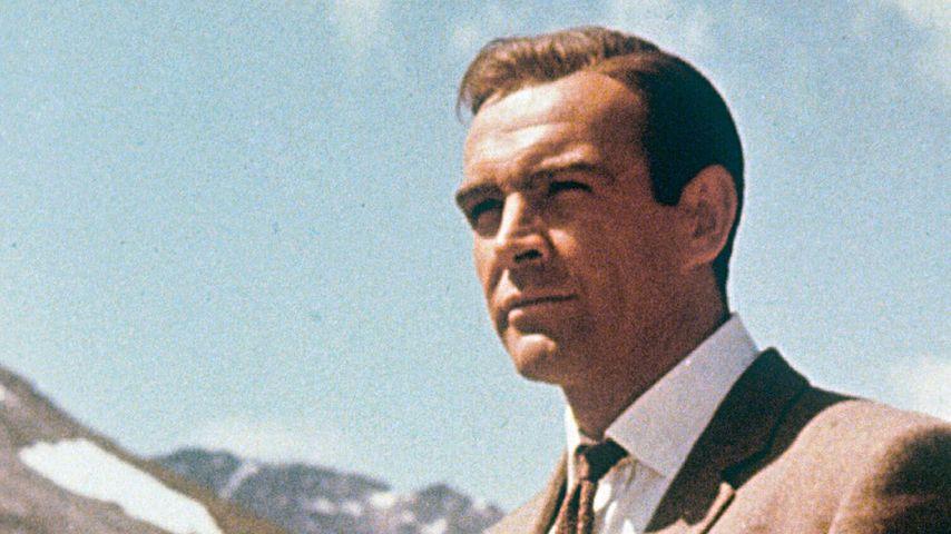 Sean Connery, Schauspieler