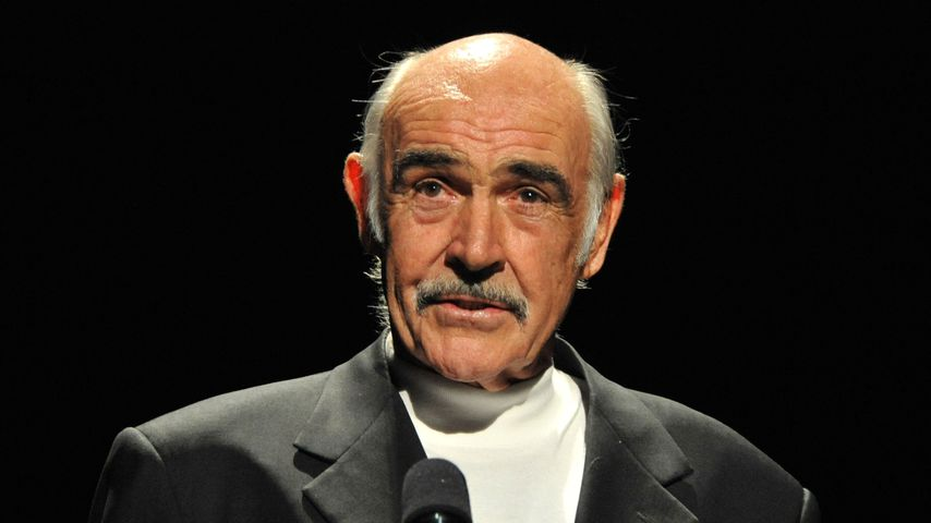 Sean Connery, 2008 in Hollywood