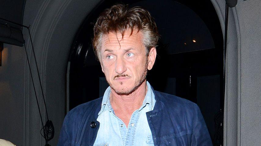 Sean Penn in West Hollywood