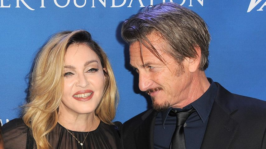 Er liebt sie noch: Sean Penn schwärmt von Ex-Frau Madonna!