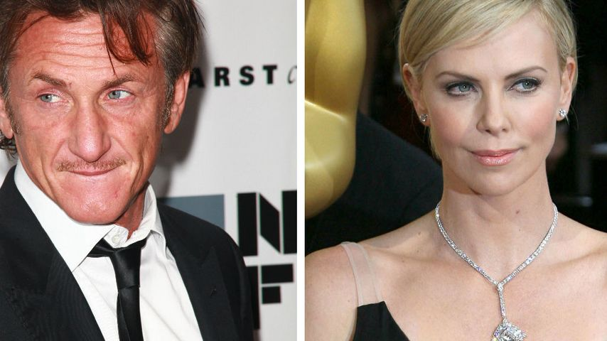 Sean Penn und Charlize Theron: Sie sind wieder vereint