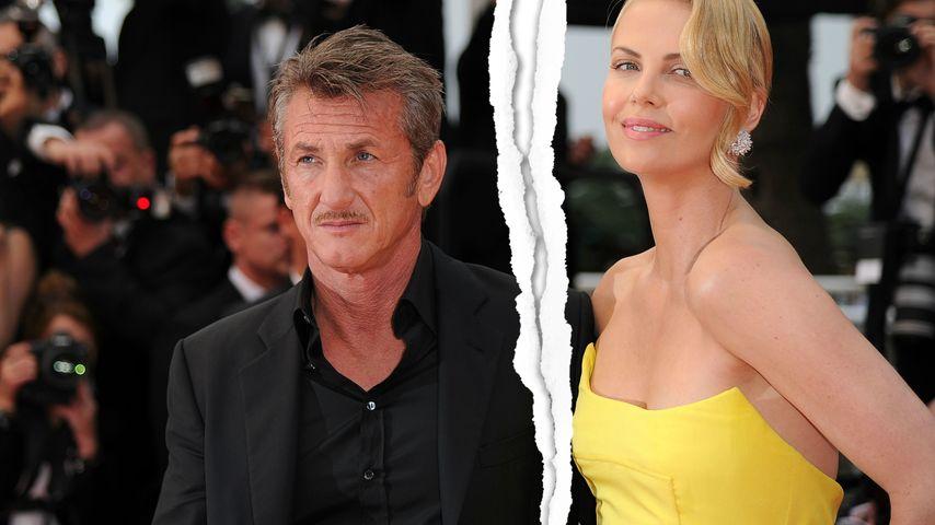 Alles aus! Sean Penn & Charlize Theron haben sich getrennt!