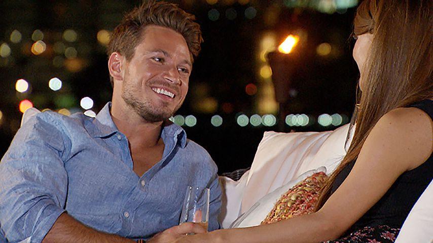 Sebastian Pannek und Kattia Vides beim Date
