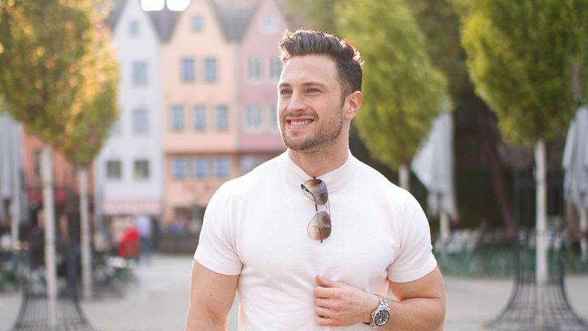 Bachelorette-Kandidat Sebastian Mansla