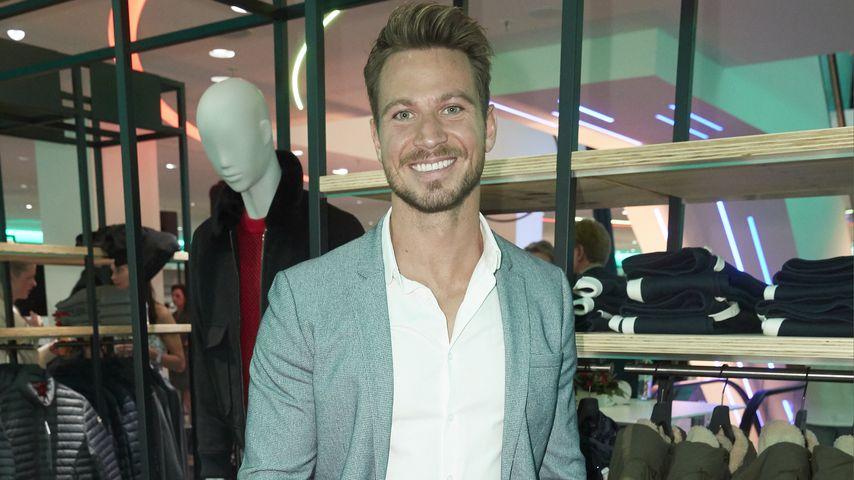 Sebastian Pannek im Oktober 2018