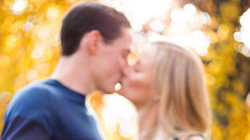 Sebastian Rudy und seine Ehefrau Elena