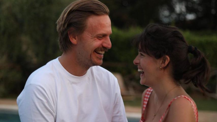 Sebastian Tigges und Marie Nasemann, Juli 2021