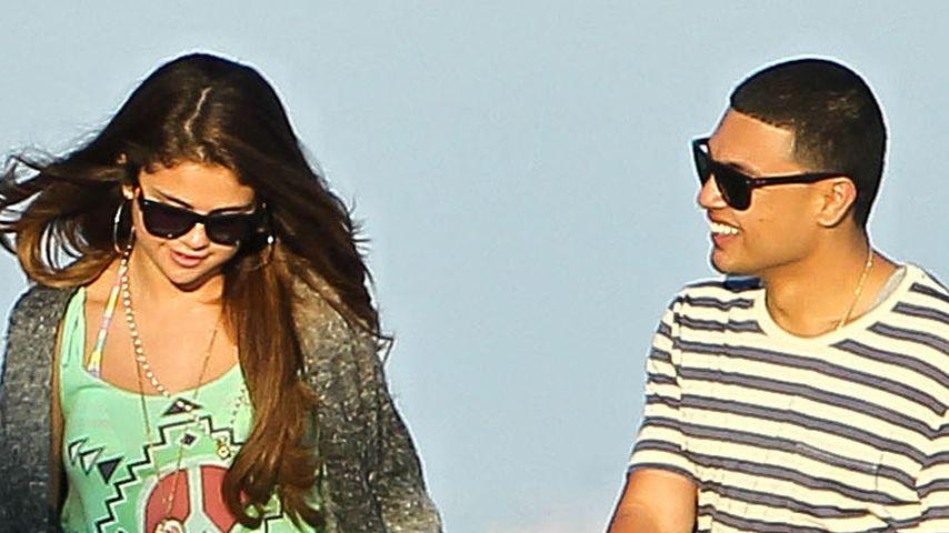 Tröstet Selena sich mit Justins bestem Freund?