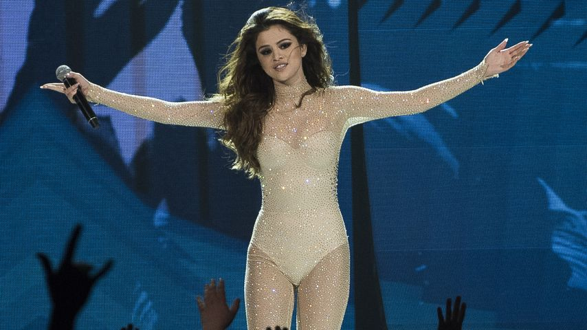 "Selena Gomez auf ihrer ""The Revival""-Tour in Kanada"