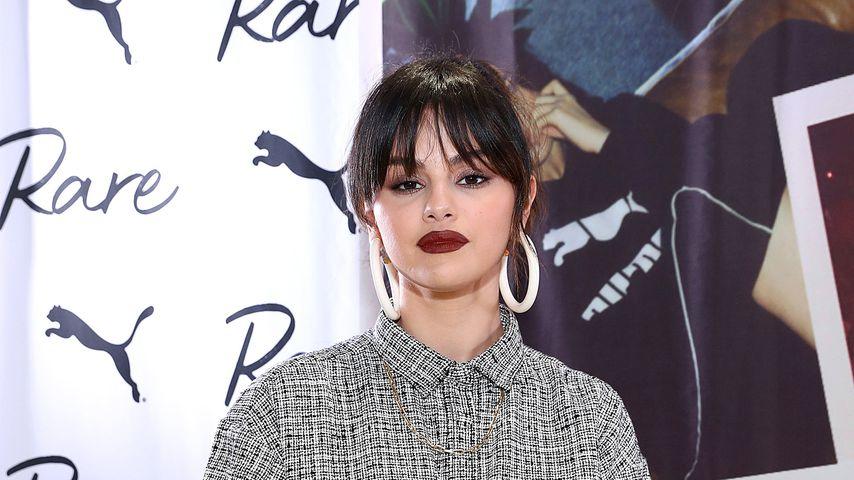 Selena Gomez, Januar 2020