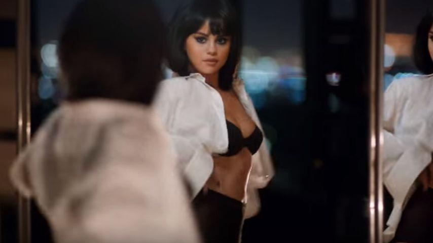 Mega heiß! Selena Gomez strippt für neues Musik-Video